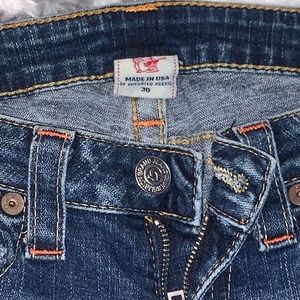 True Religion Shorts - True Religion Shorts 30W/10L